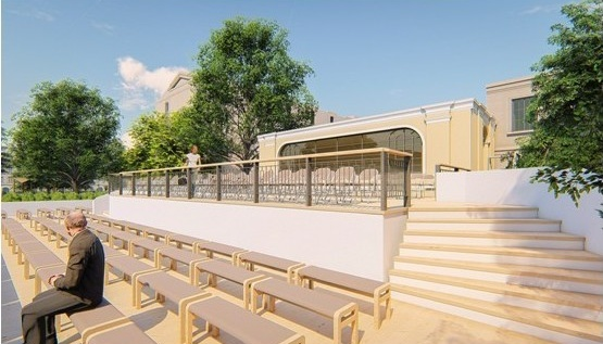 В одеському Міськсаду відновлять Літній театр для тисячі глядачів