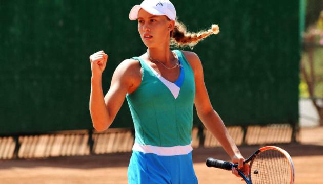 Теніс: харків'янка Чернишова подолала перше коло турніру ITF в Антальї