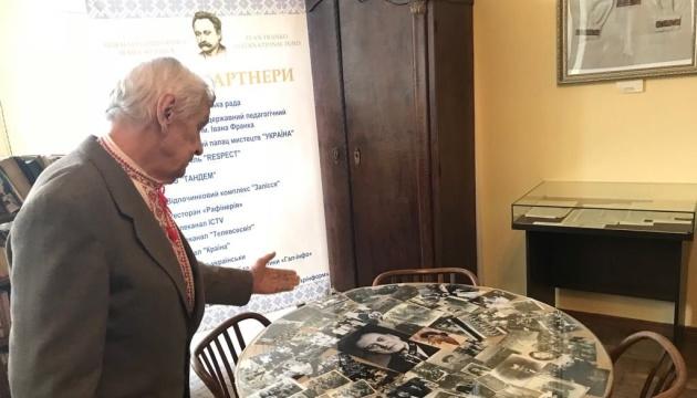 Нова виставка в Києві розкриє особистість сина Івана Франка