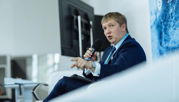 Коболев рассказал про тарифы на транзит российского газа