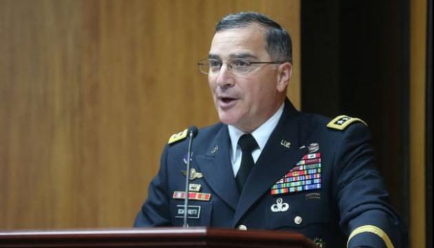 Командувач військ США у Європі не виключає надання Україні нових типів зброї