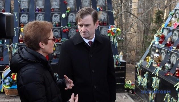 США продовжать підтримку боротьби з корупцією в Україні — Гейл