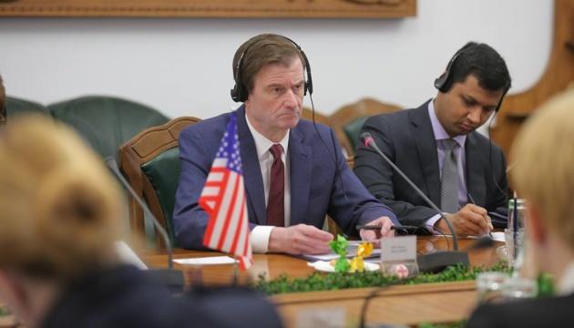 Штати обіцяють продовжити підтримку України у стримуванні агресії РФ
