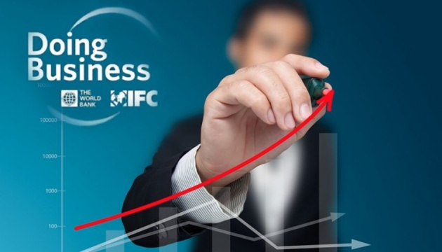 Україна за рік планує піднятися на 10 пунктів у рейтингу Doing Business