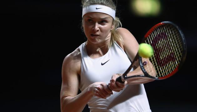 Теніс: бекхенд Світоліної претендує на звання кращого удару в лютому