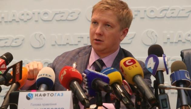 Коболєв вважає, що зараз ідеальний час для відкриття ринку газу для населення