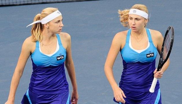 Сестри Кіченок пробилися до другого кола тенісного турніру в Індіан-Веллсі