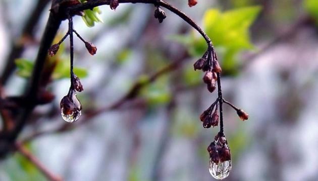 Україну майже тиждень поливатимуть дощі з грозами