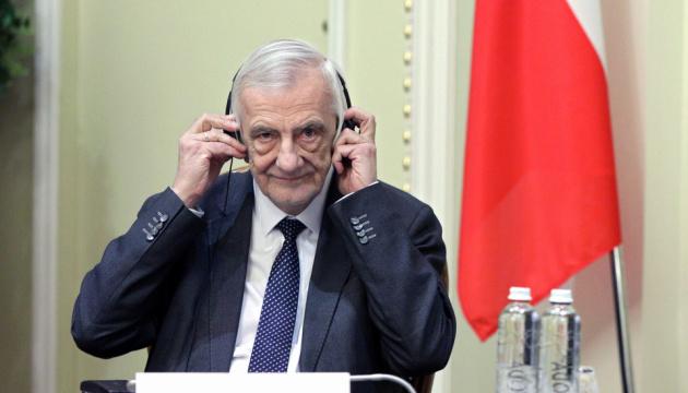 Польща повинна говорити в ЄС і ООН про цілісність України - Терлецький