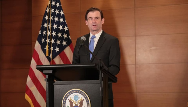 U.S. Under Secretary of State: Presidential election is key test for Ukraine