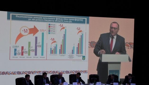 Вінниччина визначилась з планом перспективного розвитку на 2019-2021 роки
