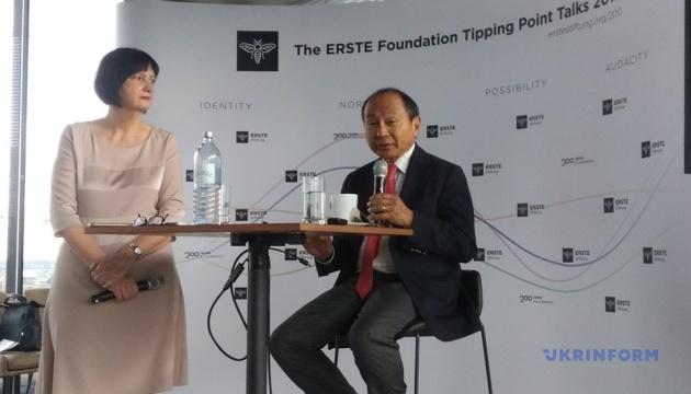 Fukuyama: Putin is a kleptocrat with no doctrine