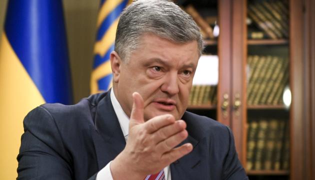 Poroschenko reist zu Besuch nach Schytomyr
