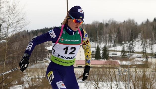 Сестры Семеренко, Джима и Меркушина будут бежать спринт на ЧМ по биатлону