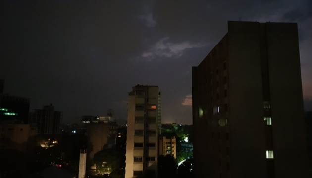 Новий блекаут у Венесуелі: 20 із 23 штатів залишилися без світла