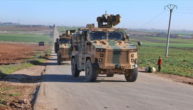 Турция начала патрулировать сирийский Идлиб