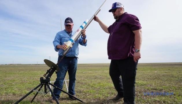 У Техасі стартували українсько-американські змагання з ракетомодельного спорту