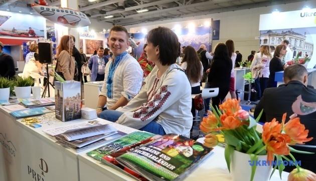 Україна презентувала в Берліні свої туристичні можливості