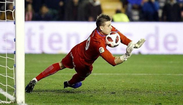Андрій Лунін завтра зіграє проти «Атлетико»