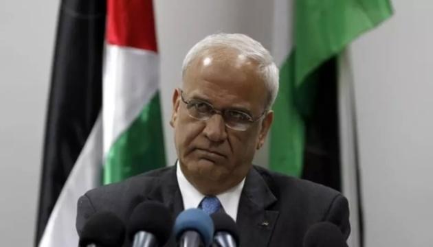 Палестинський лідер закликав до бойкоту посольства США у Єрусалимі