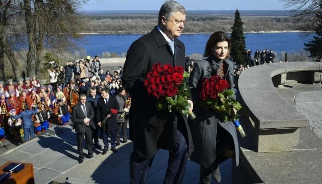 Poroschenko: Ukraine hat sich von kultureller Besetzung befreit