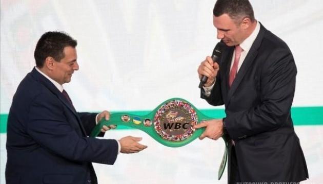 Бокс: WBC готовий до уніфікації