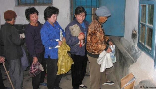 Власти КНДР снижают продовольственную норму до 300 граммов на день