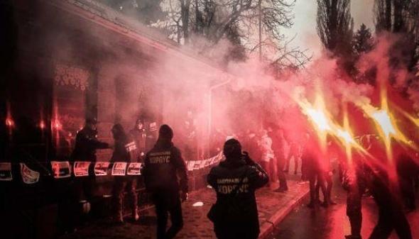 В БПП заявили, що за учорашніми провокаціями стоять проросійські реваншисти