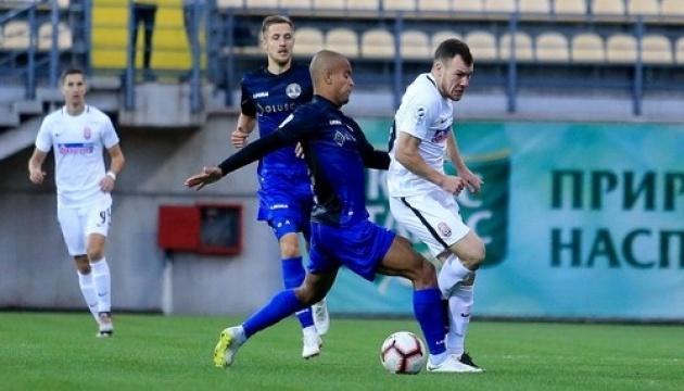 Чемпіонат України з футболу: усі суботні матчі  21 туру пройшли без голів