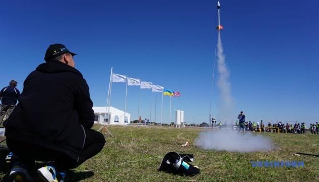 У Техасі завершилися українсько-американські змагання з ракетомодельного спорту