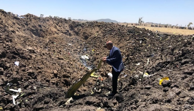 У катастрофі літака Ethiopian Airlines ніхто не вижив