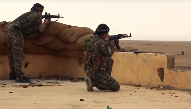 Курди поновили наступ на останній анклав ісламістів у Сирії