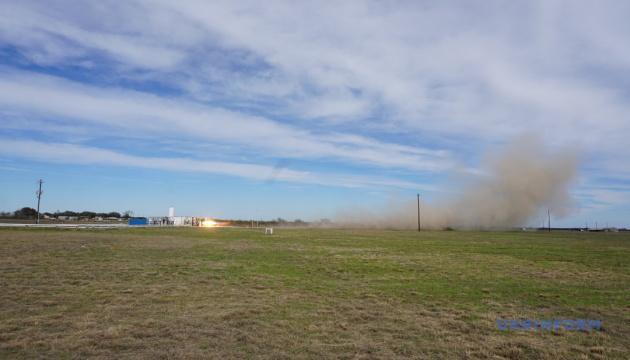 Двигатель украинско-американской ракеты Firefly Alpha протестировали в США