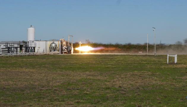 Silnik ukraińsko-amerykańskiej rakiety Firefly Alpha został przetestowany w USA