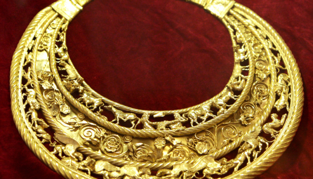 Ukraine's motion to disqualify judge in Scythian gold case granted