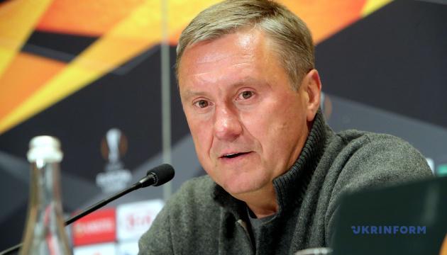 Хацкевич прокоментував можливість Гармаша зіграти в нападі в матчі з