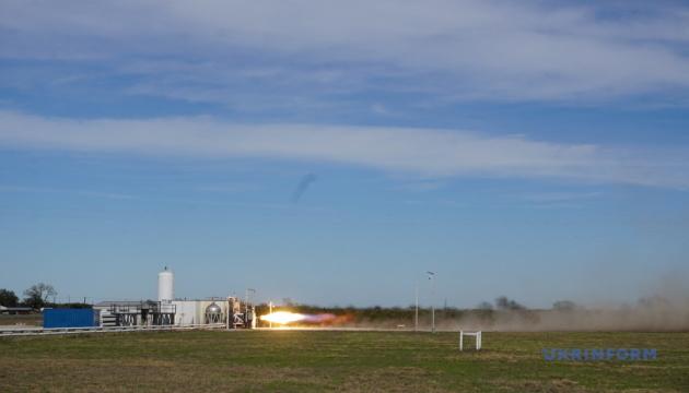 Firefly Aerospace testet Weltraumrakete Alpha mit ukrainischem Motor