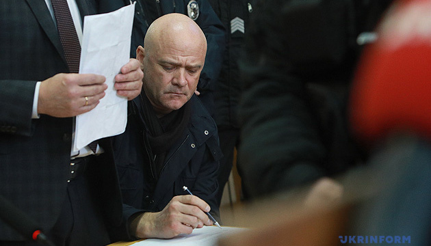 «ЄС» подає позов на Труханова за наміри повернути в Одесу проспект Жукова