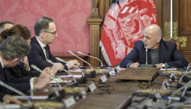 Німеччина пообіцяла Афганістану подальшу підтримку в обмін на реформи