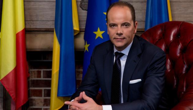 Investors no longer doubt huge potential of Ukraine - Belgian businessman