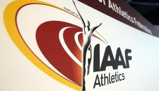ІААФ продовжила дискваліфікацію російських легкоатлетів