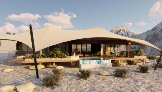На самой высокой горе ОАЭ появится палаточный курорт