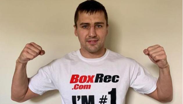 Український боксер Гвоздик наразі є кращим напівважковаговиком у світі - Boxrec