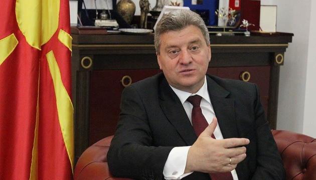 """Македонський президент досі не підписав 11 законів, """"захищаючи Конституцію"""""""