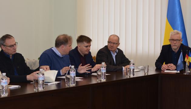 Представители ЮНИСЕФ и Германии обсудили в Мариуполе вопросы водоснабжения