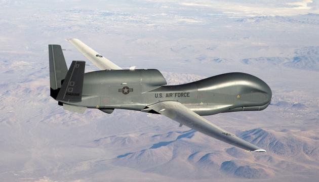 США надають Україні розвіддані з Донбасу, отримані дроном — ЗМІ