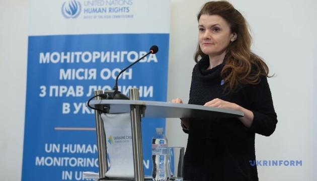 ONU: 55 civiles murieron en el Donbás en 2018