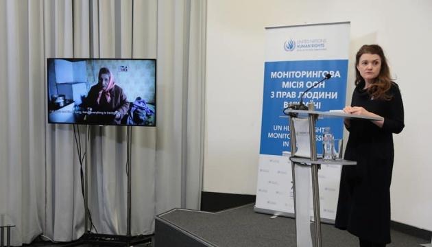 Правые радикалы причастны к четверти случаев ограничений свобод в Украине — ООН