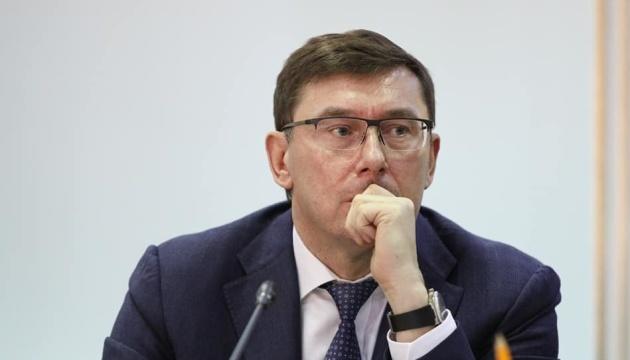 Zelensky pide a la Rada el despido de Lutsenko