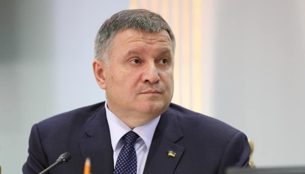 Avakov thanks Taylor for his stance on Ukraine's territorial integrity